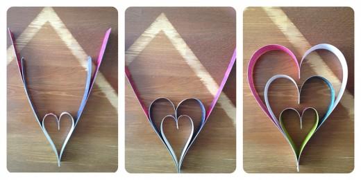 Как сделать 3д сердечко - Viptxt.Ru