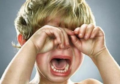Что делать если у ребенка истерика?